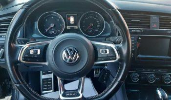 VW GOLF GTD voll